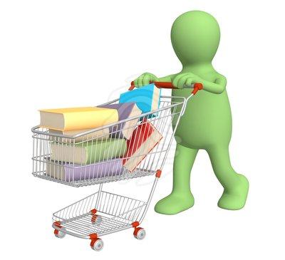 Resultado de imagem para compra de livros